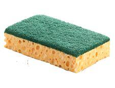 Nicols - 10 tampons éponge vert
