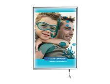 Promocome Clipframe - Cadre d'affichage LED pour A3