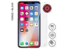 Force Glass - Protection d'écran - verre trempé pour iPhone X/XS