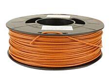 Dagoma Chromatik - filament 3D PLA - orange d'automne pailleté - Ø 1,75 mm - 750g