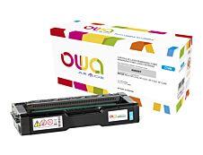 Ricoh 406145 - compatible Owa K15935OW cyan - cartouche laser