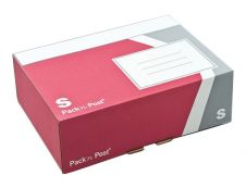 GPV Pack'n Post S - Boîte postale d'expédition - 25 cm x 17,5 cm x 8 cm