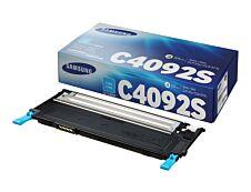 Samsung CLT-C4092S - cyan - cartouche laser d'origine