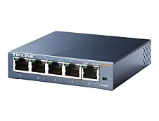 TP-LINK TL-SG105  - Switch de bureau 5 ports Gigabit - Boîtier métal