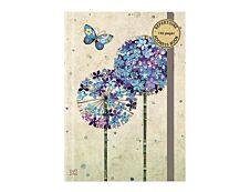 Kiub Bug Art - Répertoire A6 - Fleurs bleues
