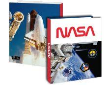 Classeur rigide NASA - 4 anneaux - Bagtrotter