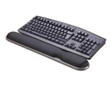 Kensington Contour Gel - repose-poignet pour clavier - noir