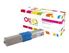 OKI 44973510 - remanufacturé OWA K18023OW - magenta - cartouche laser