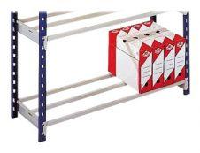 Paperflow Rang'Eco - 2 tablettes supplémentaires pour rack - acier - 100 x 34 cm