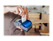 Exacompta - 5 Bobines pour TPE - papier thermique 57 x 46 x 12 mm - sans Bisphénol A