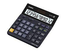 Calculatrice de bureau Casio DH-12 TER - 12 chiffres - alimentation batterie et solaire