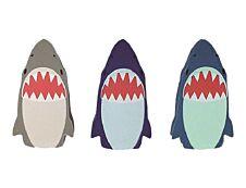 Oberthur Même pas peur - Pack de 3 gommes requin