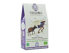 Terramoka Inès - 15 capsules de café type Nespresso