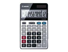 Calculatrice de bureau Canon HS-20TSC - 12 chiffres - alimentation batterie et solaire