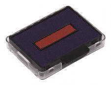 Trodat - Recharge tampon 6/50 - bleu/rouge