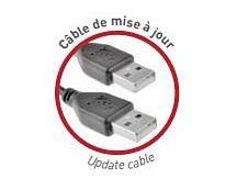 Safetool - Câble de mise à jour pour détecteur LD90