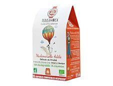 Terramoka Mademoiselle Adèle - 15 capsules de café type Nespresso - arabica