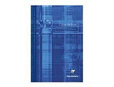 Clairefontaine - Carnet de bord enseignant (9 classes) - A4 - 60 pages - disponible dans différentes couleurs