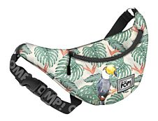 Oh My Pop! Toucan - Sac banane 1 compartiment - Karactermania