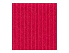 Clairefontaine - Carton ondulé - rouleau de 70 x 50 cm - 300 g/m² - rouge