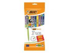 BIC Matic Combos - Pack de 10 porte mines - HB - 0,7 mm