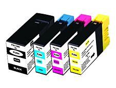 Canon PGI-1500XL - compatible UPrint C.1500XL - Pack de 4 - noir, cyan, magenta, jaune - cartouche d'encre