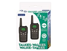Lexibook 2 Talkie Walkies - portée jusqu'à 8 km
