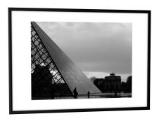 Cadre photo - 29,7 x 42 cm (A3) - noir