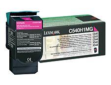 Lexmark C540H1MG - magenta - cartouche laser d'origine