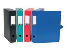 Viquel - Boîte de classement plastique - dos 60 mm - disponible dans différentes couleurs