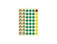 Apli - 276 gommettes - sourires et expressions - coloris assortis