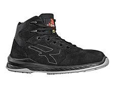 Chaussures de sécurité montantes - Taille 38 - noir - S3 - Tweed U-Power