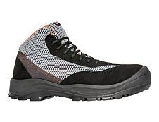 Chaussures de sécurité montantes noir H/F OB PARULO 44