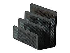 Pierre Henry - Trieur courrier métal/mesh - noir