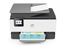 HP Officejet Pro 9012 All-in-One - imprimante multifonctions jet d'encre couleur A4 - recto-verso -  Wifi
