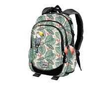 Oh My Pop! Running Toucan - Sac à dos 44 cm - 3 compartiments - Karactermania