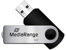 MediaRange USB Flash-Drive - clé USB 8 Go - USB 2.0