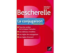 Hatier Bescherelle La Conjugaison pour tous Nouvelle Edition