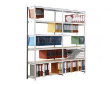 Paperflow Rang'Eco - Rack à étagère pour dossiers suspendus - élément suivant - 125 x 195 x 37 cm