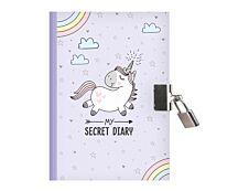 Legami My secret diary - Journal intime licorne avec cadenas