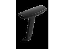 Paire d'accoudoirs réglables 4D pour fauteuil FLEXA - Noir