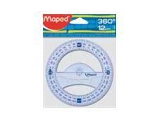 Maped Géométric - Rapporteur 12 cm - 360°