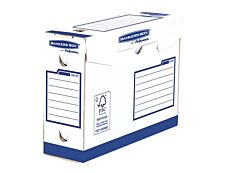 Bankers Box Heavy Duty A4+ - Boîte archives - dos 10 cm - Fellowes