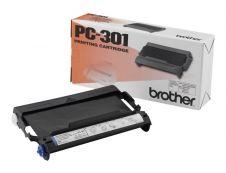 Brother PC301 - noir - ruban d'impression original