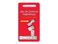 The Purple Cow - Jeu de voyage magnétique - Dominos