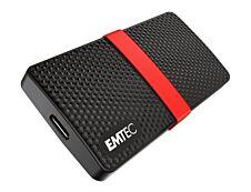 EMTEC SSD Power Plus X200 - Disque dur SSD - 256 Go - USB 3.1 Gen 1