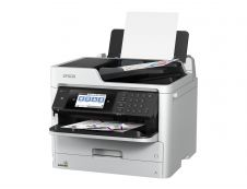 Epson WorkForce Pro WF-C5710DWF - imprimante multifonctions jet d'encre couleur A4  - Wifi, USB, NFC - recto-verso