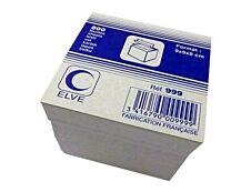 ELVE - Bloc Cube - 90 x 90 mm - blanc