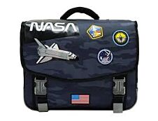 NASA - Cartable 41 cm - 2 compartiments - Bagtrotter