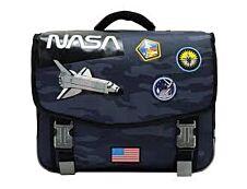 NASA - Cartable 41 cm - 2 compartiments - Bagtrotter